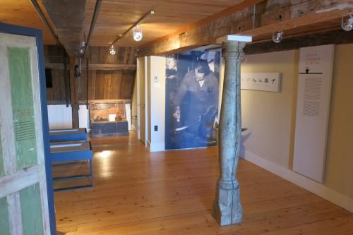 Moulin de la chevroti re le saint laurent v lo for Auberge maison deschambault