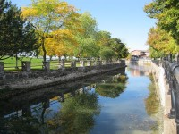Lieu historique national du Canal-de-Lachine
