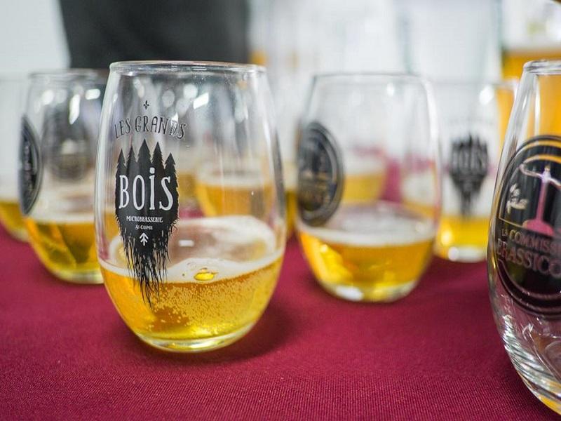 Bière Microbrasserie Les Grands Bois (2)