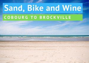 vins et plages, itinéraire cyclable, vélo ontario, cycling ontario, saint-laurent à vélo, st lawrence by bike