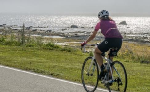 velo quebec - saint laurent à vélo